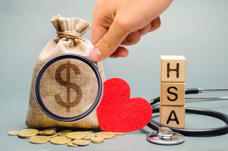 What are the timing rules for employer and employee HSA contributions? What should be done if HSA contributions are submitted late?