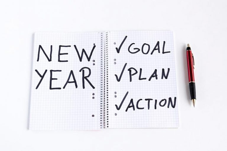 2021: New Year New Goals