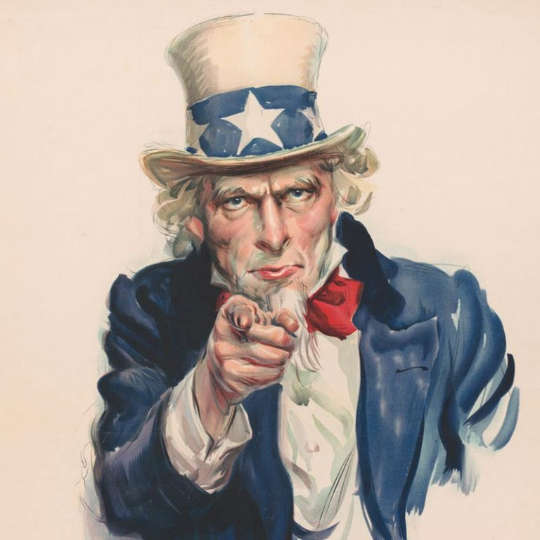 Uncle Sam; Part of Your Family, Like It or Not